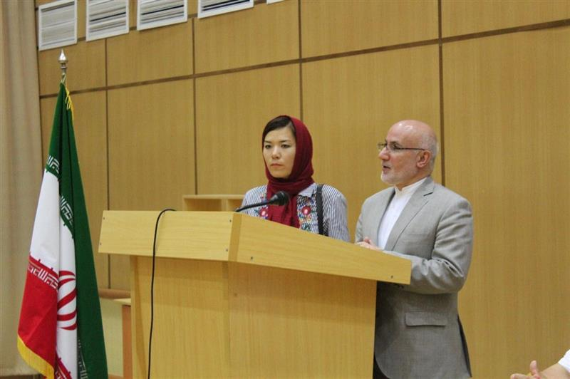 IV IRANIAN OLYMPIAD IN GEOMETRY HELD