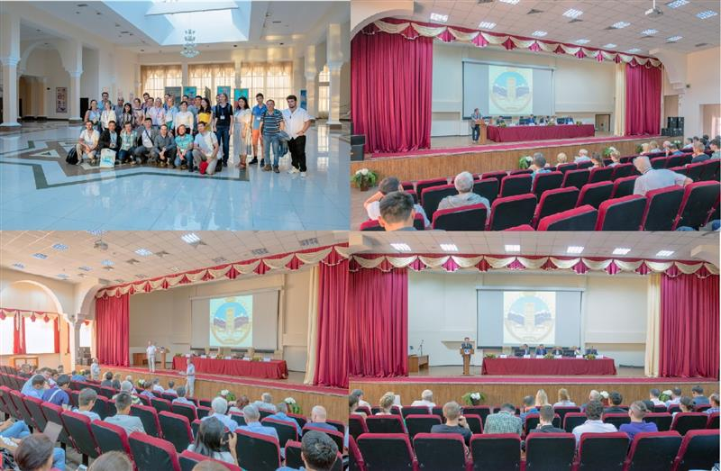 "The 5th International School of Young Scientists Physicists ""Adjacent problems of physics and astrophysics of ultra-high-energy particles"""