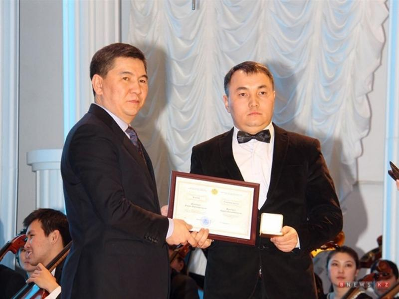 Head of the Department Dr. PhD, associate professor Zhakebaev Dauren Bahytbekuly received the title of