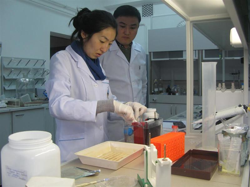 Laboratory training