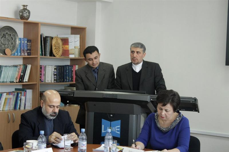 Visit of Ambassador Extraordinary and Plenipotentiary of the Islamic Republic of Iran