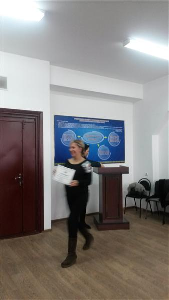 Courses for employers (successful presentation of certificates by notary)