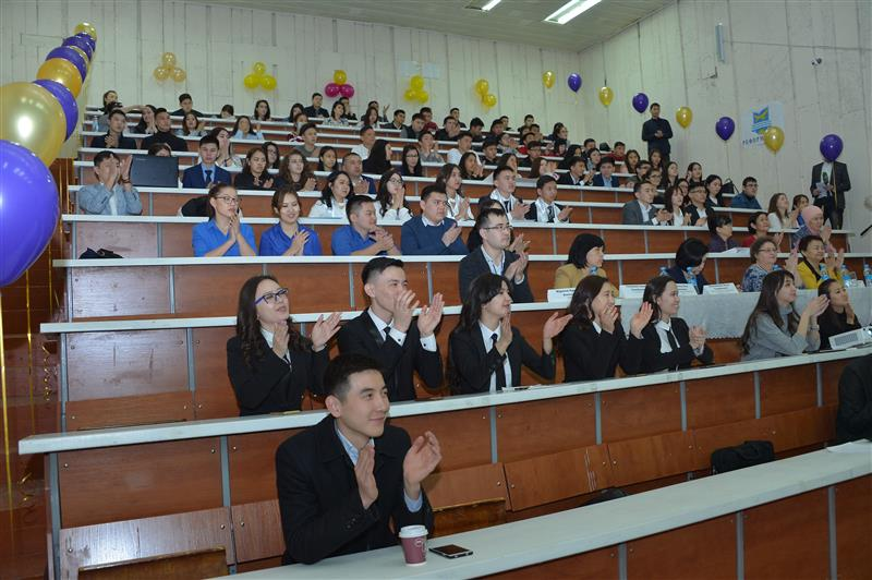 "Participants of the 10th Republican subject Olympiad on the specialty ""State and local administration"
