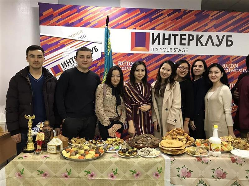 At the Russian University of friendship of peoples celebrated the feast of Nauryz