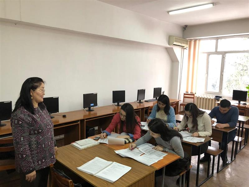 Preparatory course for the САР certificate