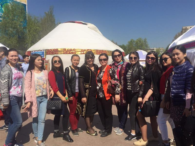 April 16, 2016. Nauryz celebration - 2015