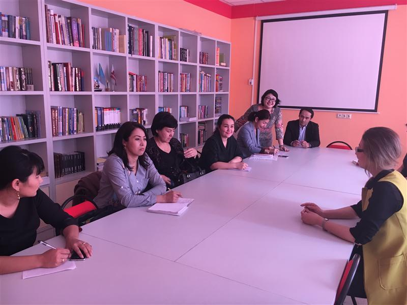 Introductory lecture for Kazakh and foreign students on the modern Russian language and culture of the Russian people.