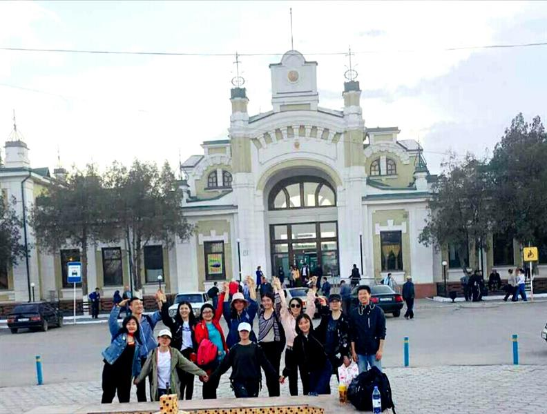 «A trip to Shymkent and the historic city of Turkestan»