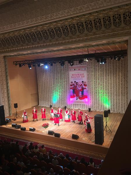 Concert of the Moscow Cossack Choir