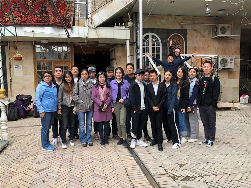 EXCURSION to the historical cities of Tashkent and Samarkand