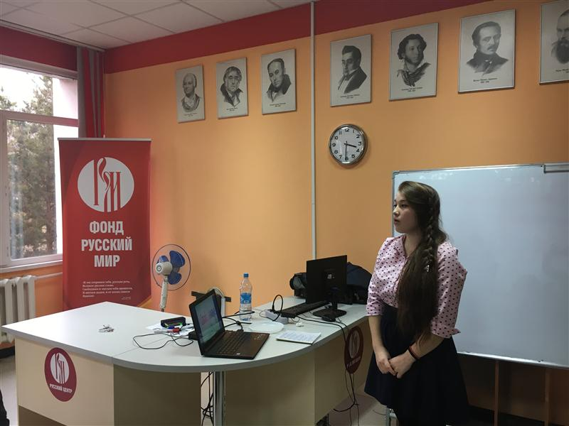 A creative evening dedicated to the memory of the 125th birthday of the prose writer, translator, the greatest poet of the 20th century, M.I. Tsvetaeva