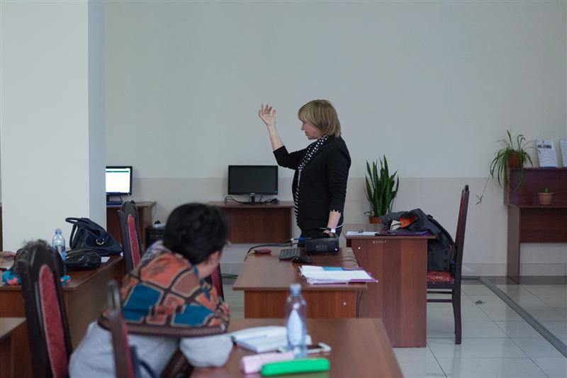 "Advanced training courses ""Methods of teaching Russian as a non-native and as foreign language in conditions of multicultural education"" for teachers of schools in Almaty and teachers of Russian as a foreign language"