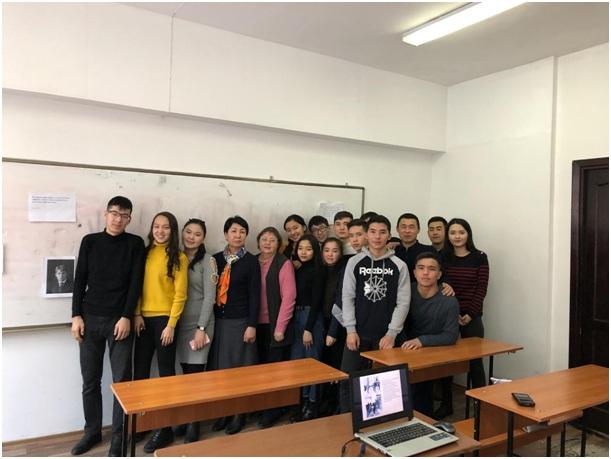 Socio Educational Events Al Farabi Kazakh National University