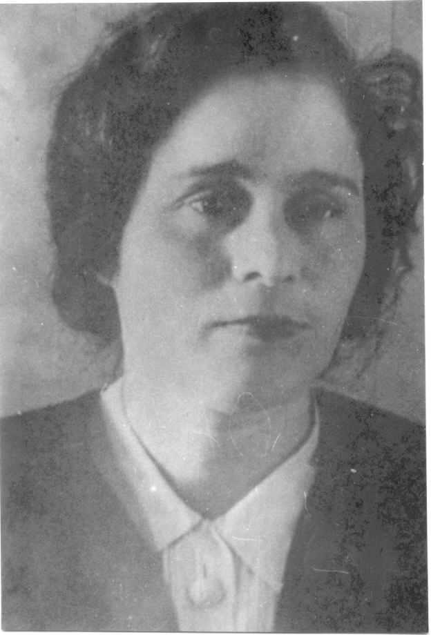Доцент Хусаинова Нагимэ Замалиевна 1936-1939