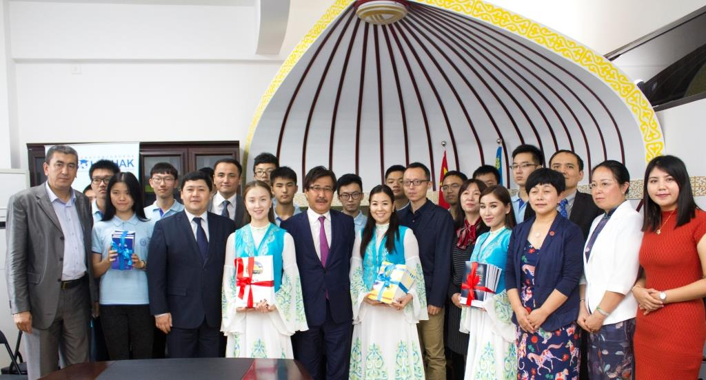 discover kazakhstan essay Ef, world leader in international education since 1965 offering educational tours, immersion language learning, cultural exchange and.