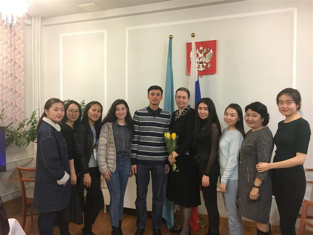 Mayakovsky group: the composition of the youth team