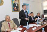 Международная научно-практическая конференция «Интеллектуальный прорыв в будущее в свете председательства Казахстана в ОБСЕ: наши достижения» в Алматы